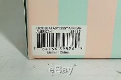 MADAME ALEXANDER Luxe Be A Lady Cissy African American Porcelain 21 Doll
