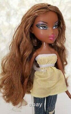 MGA Bratz 2007 Passion 4 Fashion 2nd Edition Sasha AA Beautiful Girl Doll RARE