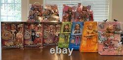MGA RARE Bratz Live In Concert Yasmin New in Box 1st Ever! Pop Group