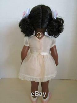 MINT & PRISTINE Mattel CHATTY CATHY Talks AFRICAN AMERICAN PIGTAIL FREE SHIPPING