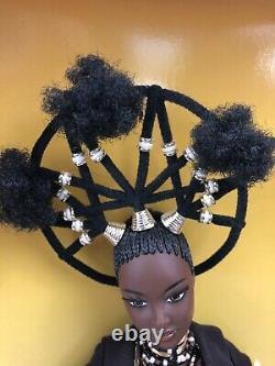 MOJA Treasures of Africa Byron Lars Barbie Doll Limited Edition Mattel No 50826