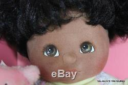 My Child #2516 African American Doll By Mattel From 1985