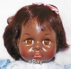 Madame Alexander Pussy Cat Black Doll African American Negro 5130 Mint in Box