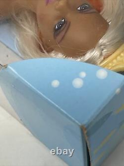Magical Mermaid Christie Doll Yellow Barbie Fairytopia African American AA