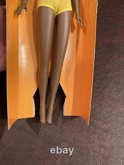 Malibu Christie Barbie Doll 1974 # 7745 In Box African American LOOK READ