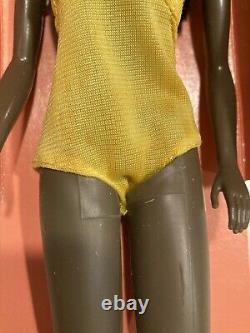 Malibu Christie Barbie Doll 1975 No. 7745 African American AA Rare NIB