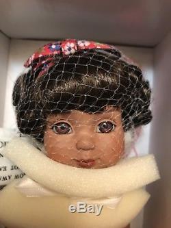 Mary Engelbreit Ann Estelle Georgia Overall Comfort African American Doll NIB