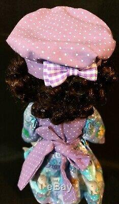 Mary Engelbreit GEORGIA Ann Estelle Doll Tonner Basic 2000 Butterfly Outfit Vtg
