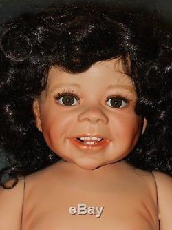 Masterpiece Doll Monika Levenig JUDITH African American