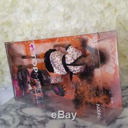 Mattel 2007 AA Barbie Nikki Top Model Orange Hair Wear Doll Dark Skin Beautiful
