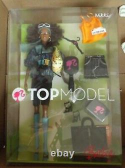Mattel 2007 TOP MODEL Barbie AA Nikki Doll