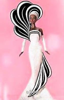 Mattel 45th Anniversary Barbie By Bob Mackie African American