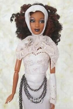 Mattel Barbie Doll SAMPLE Charmaine King Sugar Byron Lars Passport Gold Label