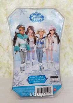 Mattel Barbie My Scene Icy Bling Madison Doll 2006 Winter AA Myscene SUPER RARE