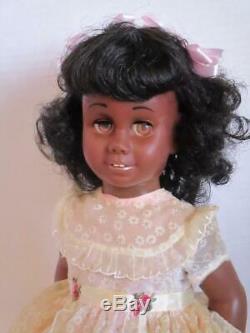 Mattel CHATTY CATHY SUNDAY VISIT Dress Talks AFRICAN AMERICAN FREE SHIPPING