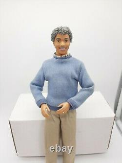 Mattel Happy Family Neighborhood GRANDPA Barbie Male Doll RARE, AS IS