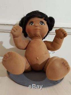 Mattel My Child Doll US GIRL African American, Fully Dressed & Locket