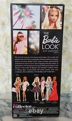 Mattel The Barbie Look City Shopper AA Model Muse Basics Doll