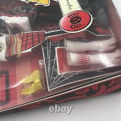 Monster High I Heart Love Fashion Wydowna Spider Doll Mattel Shoes Outfits