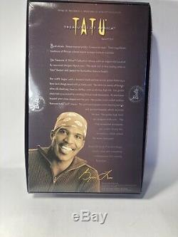NEW 2002 TATU Barbie Doll Treasures of Africa Byron Lars AA Third in the Series
