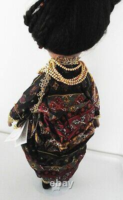NEW 20 in CAMISHA BLACK AFRICAN AMERICAN ORIGINAL SCULPT PATRICIA LOVELESS DOLL