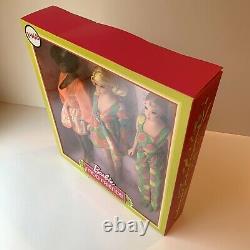NEW AUTHENTIC 1968 Barbie Christie Stacey MOD FRIENDS 2018 Mattel 50th MINT