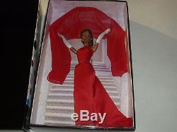 New Barbie Joie De Vivre Platinum Mattel Coa Limited 211/280 African American Le