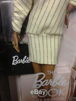 NEW City Shopper Barbie Doll African-American