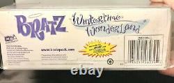 NEW IN BOX 2003 Bratz Wintertime Wonderland SASHA Toy Of The Year