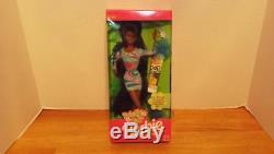 NEW Rare African American Totally Hair Barbie. Mattel #5948