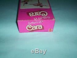 NIB 1975 Ballerina CARA African American Steffie Face Vintage Doll Mattel #9528