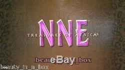 NNE Barbie Doll Treasures of Africa Byron Lars African American AA JRFB No Box