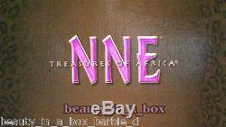 NNE Barbie Doll Treasures of Africa Byron Lars African American AA NRFB G
