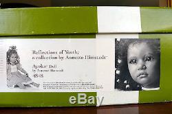 NRFB 26 Annette Himstedt Ayoka Doll #4848 African American Girl Doll