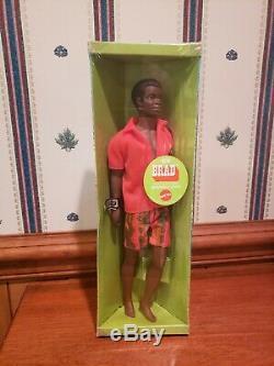 NRFB MINTY African American RARE VINTAGE BRAD BARBIE DOLL 1969 Christie's Boyfri
