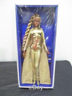 National Barbie Convention 2017 US Convention Barbie Golden Galaxy Signed. A/A