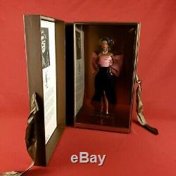 New 2017 Platinum Label Yves Saint Laurent Barbie Doll and COA Musée Paris