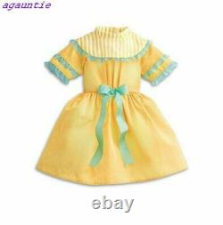New American Girl Cecile DRESS ONLY From Summer Outfit Fits Marie-Grace As Well