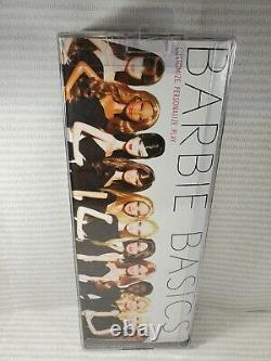 Nrfb Barbie Doll N518 Basics Collection Model 04 Muse 001 Raven Aa Goddess