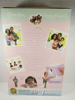 Nrfb Barbie N138 Happy Family Aa Grandpa African American Grandfather Ken Doll