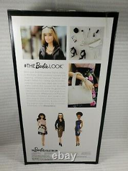 Nrfb Barbie (n184) The Look Night Out Articulated Model Muse Aa Mbili Mib Doll