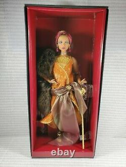 Nrfb Barbie (n330) Harlem Theatre Collection Madam Lavinia Aa Curvy Doll