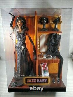 Nrfb Barbien554 Jazz Baby Diva Gold Label Articulated Pivotal Aa Mbili Mib Doll