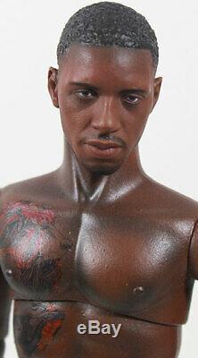 OOAK Custom Integrity Fashion Royalty Homme African American Fashion Doll-AA