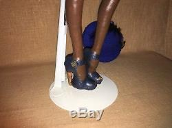 OOAK Flora-Jean African American Ethnic Art Doll Black Lady Joffee Diva Dolls