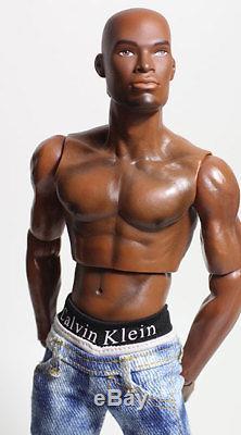 OOAK Integrity Janay Tariq Hybrid African American Doll-Homme Darius-Type-AA