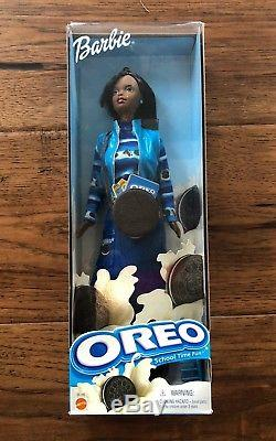 Oreo School Time Fun Black African American Barbie