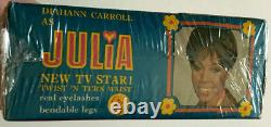 Original Vintage Barbie Diahann Carroll As Julia Nurse Doll Nrfb Mattel 1968