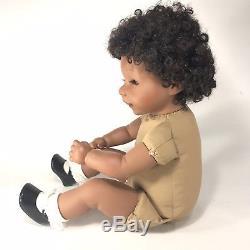 Pat Secrist 1995 Cutie Pie Black African American Doll Black Hair