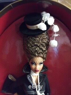 Pepper Chapeaux Collection Barbie by Byron Lars Gold Label With Shipper NRFB